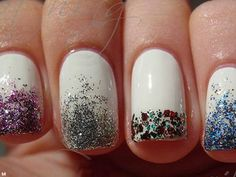 Easy Nail Designs - 50 Easy Nail Designs