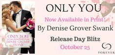 I Love Romance: NOW AVAILABLE IN PRINT: ONLY YOU (BACHELOR BROTHER...