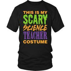 Science Teacher - Halloween Costume