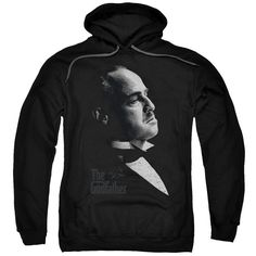 Godfather - Graphic Vito Adult Pull-Over Hoodie
