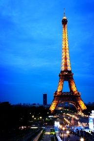 Paris - the city of love