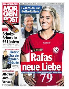 #20160224 #Germany #DeutscheZEITUNGenHEUTE Mittwoch / Wednesday FEB 24 2016 #HamburgerMorgenpost http://en.kiosko.net/de/2016-02-24/np/h_morgen_post.html