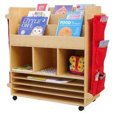 A+ Childsupply Big Book Trolley