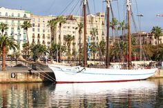 Barcelona's harbour. (A. Carman)