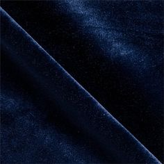 8.49/9.99 /yd Cozy Furniture, Patio Furniture Covers, Furniture Upholstery, Blue Velvet Fabric, Navy Fabric, Green Velvet, Fabric Outlet, Sewing Stores, Fabric Decor