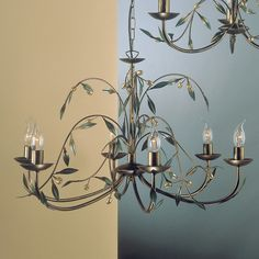 JH Miller Olivia 6 Light Style Chandelier & Reviews | Wayfair UK