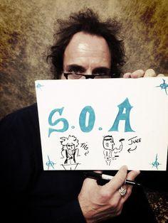 SOA fanart by Tig himself sons of anarchy