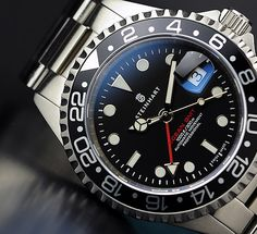 GMT-OCEAN 1 | Steinhart