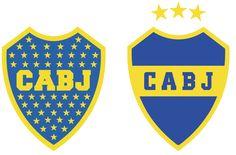 escudo de boca Boca Jr, Soccer Tattoos, Soccer Party, Porsche Logo, Messi, Logos, Emoticon, Ideas, Recipe
