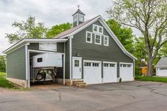 Bedens Brook Farm in Skillman, NJ - garage Barn Apartment, Dream Barn, Keeping Room, Summer Kitchen, Find Homes For Sale, Real Estate Companies, Stables, Cabana, Luxury Homes
