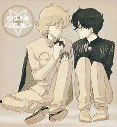 Diamande and Saphir