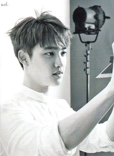 150304 Cosmopolitan Céci Magazine March 2015 Issue #EXO ♡ #Kyungsoo