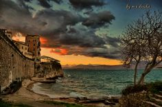 Corfu Island, Corfu Greece, Greek Islands, Planet Earth, Old Town, Planets, Trail, To Go, Pictures