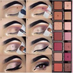 N/A Makeup Goals, Makeup Tips, Makeup Ideas, Makeup Hacks, Eye Makeup Tutorials, Make Up Tutorials, Makeup Stuff, Makeup Geek, Makeup Inspo