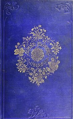 Cover of 'Alpine Flowers' by W. Robinson. Published by John Murray (1870). archive.org
