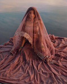 Indian Bridal Outfits, Indian Fashion Dresses, Rainbow Wedding Decorations, Indian Aesthetic, Celebrity Fashion Looks, Bridal Lehenga Collection, Indian Princess, Stylish Dress Designs, Desi Wedding