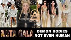 GUARDIANS: Meta Gala - a demon orgy of lies and deception - not a human in sight