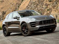 Porsche Macan Entdeckt in California, kurz vor der LA Motorshow