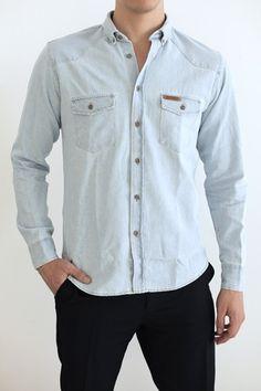 Camisa Vaquera www.thefrogco.com