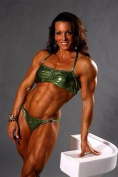 muscle woman fuck man