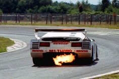 1981.Zolder.Hans-Joachim Stuck. Another historic and beauty car (forever young) BMW M1 Turbo