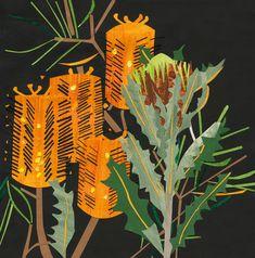 Illustration Art, Illustrations, Organic Form, Natural World, Printmaking, Plant Leaves, Creative, Nature, Prints