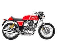 Royal Enfield Cafe Racer - Continental GT : Price, Mileage, Colors, Details http://compare.pricesofindia.com/vs/royal-enfield-continental-gt