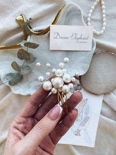 Wedding Hair Pins, Wedding Hair Flowers, Bridal Flowers, Wedding Dresses, Bridal Comb, Bridal Headpieces, Headpiece Wedding, Boho Headpiece, Zeina