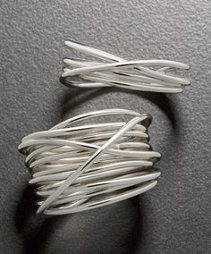 "These Sterling Wrap Rings via CustomMade make me think of the Silver in ""Silver Linings Playbook."" #OscarPinspiration"