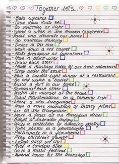 bucket list for bff | best friend bucket list ideas tumblr