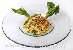 Ricetta Spaghetti alla carbonara di spinaci