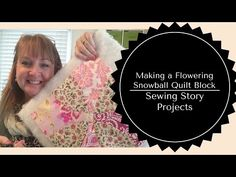 Laurel Wreath Appliqué Quilt | Midnight Quilt Show with Angela Walters - YouTube