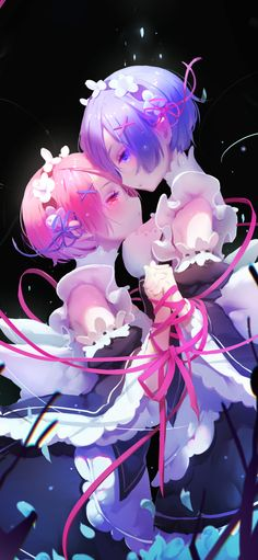 - Re:Zero - Rem and Ram