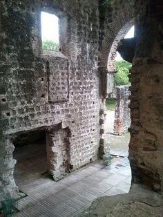 Ruinas de panama la vieja