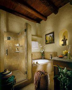 La Posada bath
