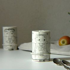 handgemachter Becher aus Porzellan lustiger Kaffeebecher mit Female Pleasure, Raw Diamond, Beautiful Things, November, Shops, Europe, Pottery, Etsy Shop, Gift Ideas