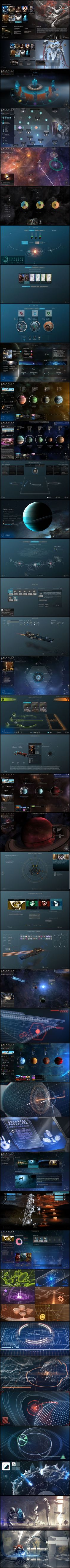 Endless Space 2 UI