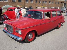 1959 Studebaker Lark Wagon | Flickr - Photo Sharing!