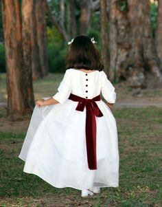 5b965f177b Little Eglantine camille flowergirl dress little eglantine - Little  Eglantine – French Couture Flower Girls