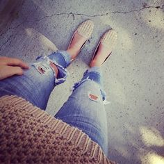 Fashion Outfit Jeans