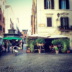 Piazza della Madonna dei Monti in Roma, Lazio