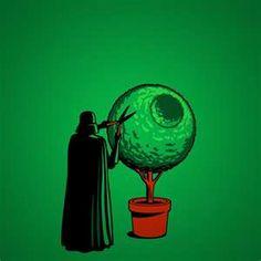 Darth Topiary