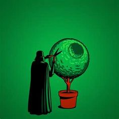 Darth Topiary
