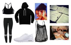 """""""Untitled #1088"""" by jblizz on Polyvore featuring adidas, NIKE and Athleta"""