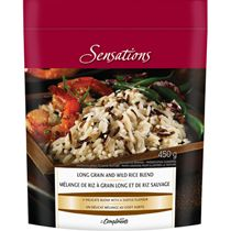 Tastes of the World: Japan  Easy ways to serve a Japanese-inspired meal tonight  Long Grain and Wild Rice Blend