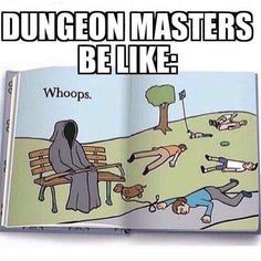 25 Dungeons And Dragons Memes For Your Looting Pleasure More From Chaostrophic 50 ODDLY FUNNY D & D STORIES FOR …