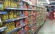 La Canasta Básica Alimentaria, 2,3% más cara en diciembre