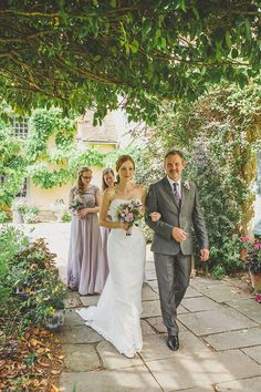 A Pretty Charlotte Balbier Gown For a Summer Wedding Inspired by Beautiful Blooms