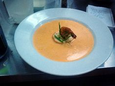 Velouté de crevettes Le Diner, Fish And Seafood, Thai Red Curry, Fruit, Cooking, Ethnic Recipes, Pj, Christian, Life
