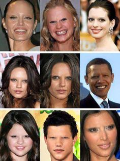 You tell me... Are eyebrows important to you? LOL!